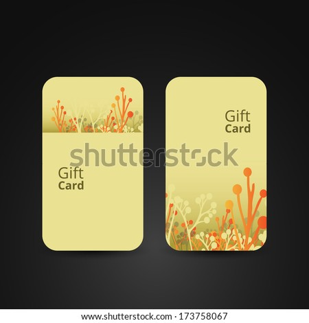 Wedding Gift Card Inscriptions : Save Date Set Postcards Inscriptiontemplate Colorful Stock Vector ...