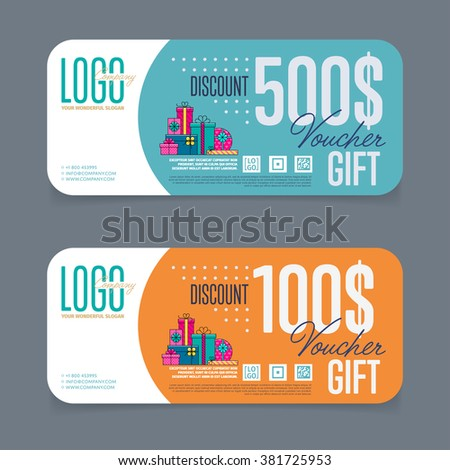 clipart coupon template