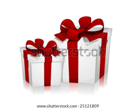 Giftboxes - Vector