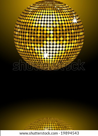 "Elaine Barker's ""Disco balls"" set on Shutterstock"
