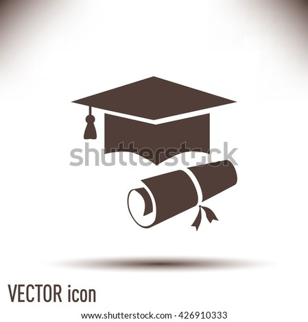 Graduation Wishes Overlays Lettering Labels Design Stock ...