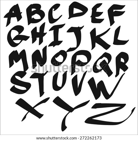 how to write graffiti hip hop letters