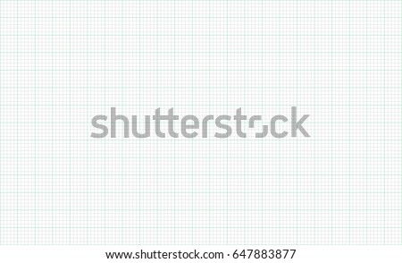 Graph Paper Grid Stock Vector   Shutterstock