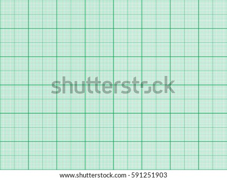 Vector Blue Plotting Graph Paper Axis Stock Vector
