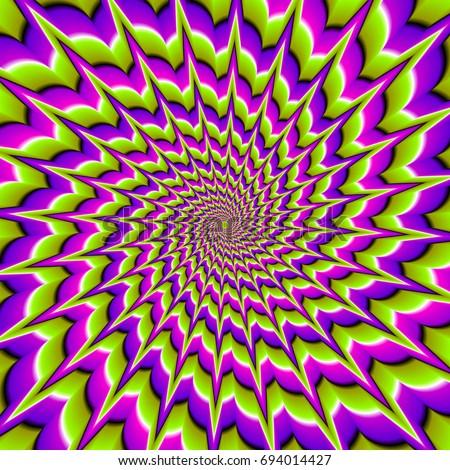 flower power illusion - photo #9