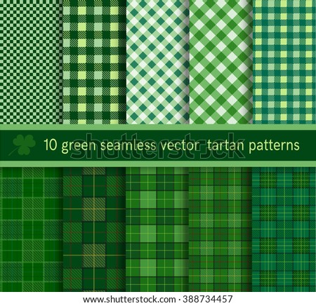 Plaid Tartan navy green argyle tartan gingham plaid stock vector 625340123