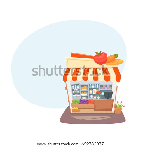 stock-vector-grocery-store-interior-stre