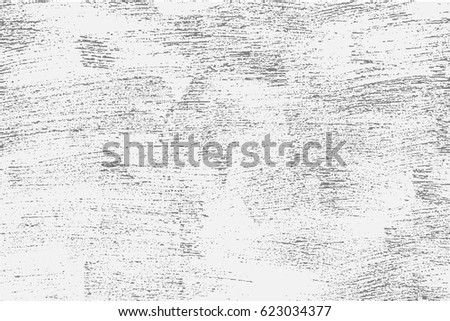 dirty paint distressed grainy thread overlay texture grunge stock vector