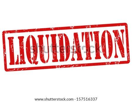 Rubber stamp word dangerous inside vector stock vector for Super liquidation