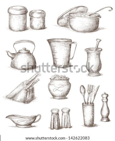 Utensils Stock Photos, Utensils Stock Photography, Utensils Stock