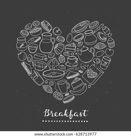 breakfast buffet display equipment