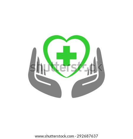 Medical Protection Icon Stock Vector 316282553 - Shutterstock