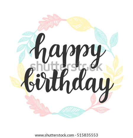 happy birthday templates for word