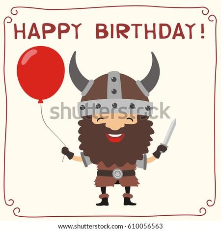 Поздравления викингов с днем рождения 71