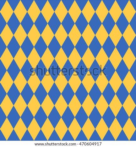 checkered blue yellow stock illustration 55056637 shutterstock. Black Bedroom Furniture Sets. Home Design Ideas