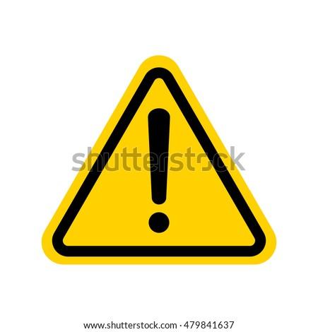 danger sign stock vector 147356564 shutterstock. Black Bedroom Furniture Sets. Home Design Ideas