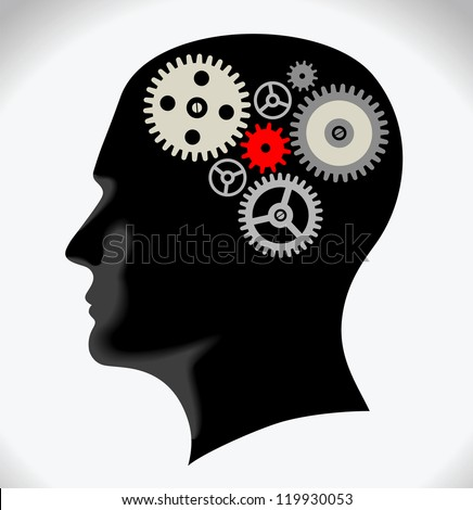 Thinking Brain Gears