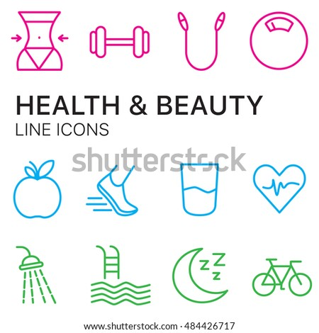Healthy and beauty