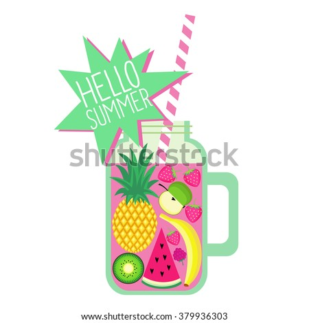 Seamless Background Green Kiwi Cute Vector Stock Vector 317218310 - Shutterstock