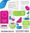 hi quality web elements for sale and advertisement - stock vector