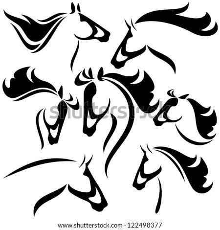 Horse Face Logo to Your Horse 39 s Face
