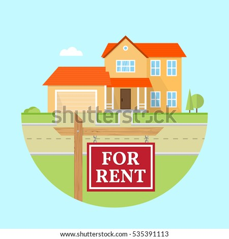 Business plan brainstormthink line icon stock vector for American family homes for rent