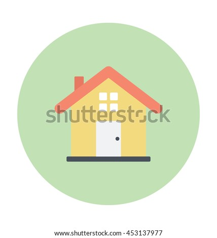 Hut Vector Icon