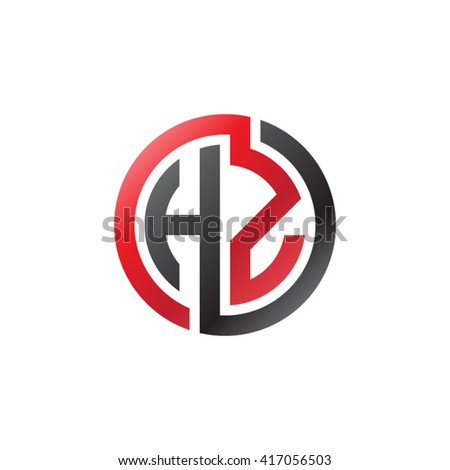 ca initial letters linked circle logo stock vector 415888414 rh shutterstock com red black and gold logos black white and red logos