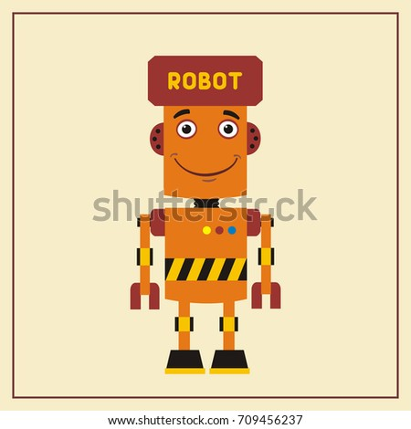 Businesswoman Holding Safety First Sign Vector Stock