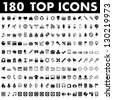 Icon Set - stock photo