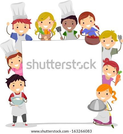 Culinary Arts kids money templates