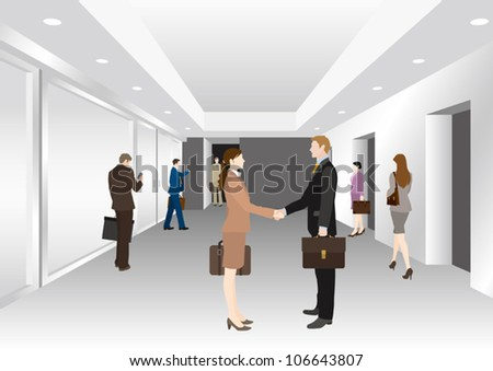 Image of business / Lobby