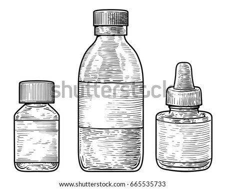 Drink Water Bottle Cartoon Vector Illustration Stock ...