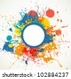 Ink Splash - stock vector