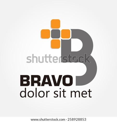 Smart shop logo element innovative creative stock vector for Apartment logo inspiration
