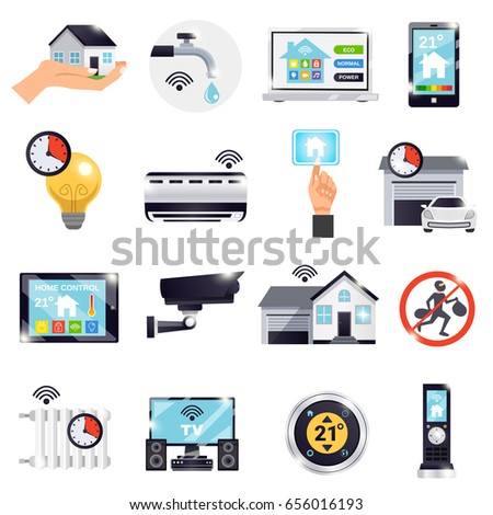 coffee machine icon set filled business stock vector 723609478 shutterstock. Black Bedroom Furniture Sets. Home Design Ideas