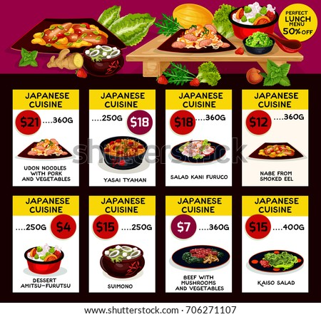 Japanese restaurant coupons