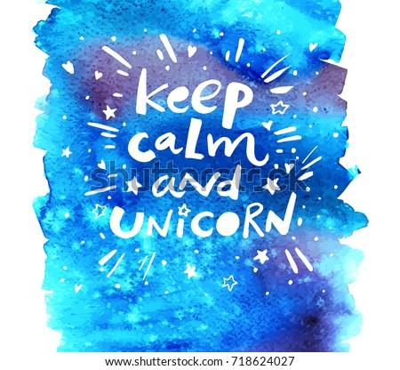 Unicorn Magical Animal Vector Artwork Black Stock Vector ...