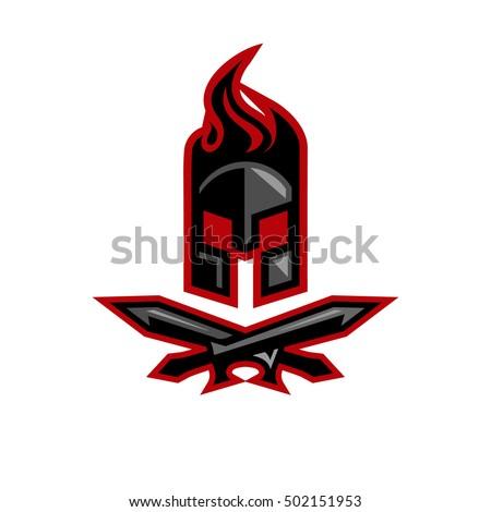 fd logo fire fighter logo stock vector 407087146 shutterstock. Black Bedroom Furniture Sets. Home Design Ideas