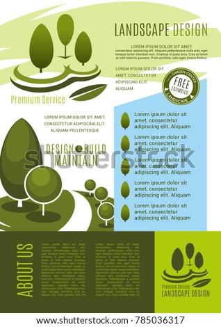 landscaping brochures