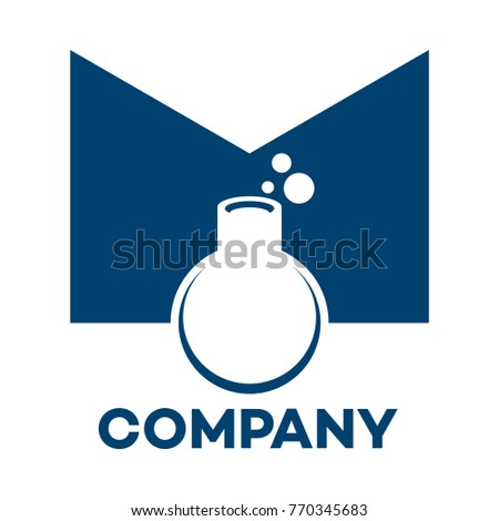 t m company linked letter logo stock vector 243962626. Black Bedroom Furniture Sets. Home Design Ideas