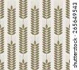light brown wheat pattern - stock