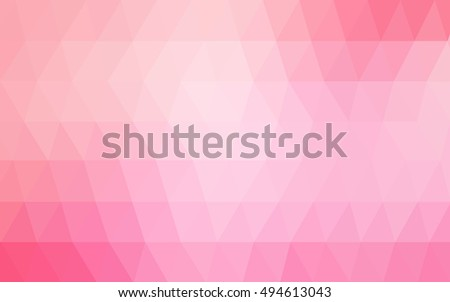 Light pink Pattern. Seamless triangular Pattern. Geometric Pattern.Repeating pattern with triangle shapes.Seamless texture for your design.Repeating pattern.Pattern can be used for background.
