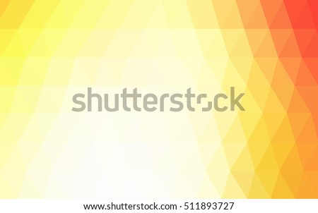 Light red, yellow Pattern. Seamless triangular Pattern. Geometric Pattern.Repeating pattern with triangle shapes.Seamless texture for your design.Repeating pattern.Pattern can be used for background.