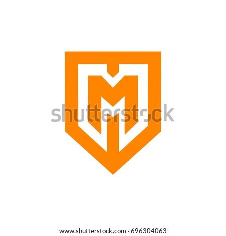 mw letter vector logo stock vector 575339428 shutterstock