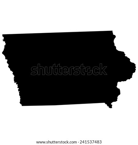 Dotted Silhouette Tennessee Map Stock Vector Shutterstock - Us map white silhouette