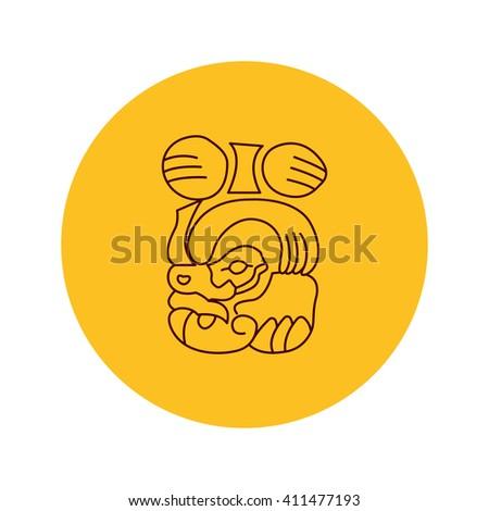 Maya Religion Symbols Industrifo
