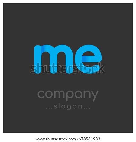 Abstract Brain Logo Generate Idea Design Stock Vector