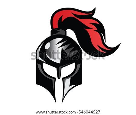 indian brave mascot head vector cartoon stock vector