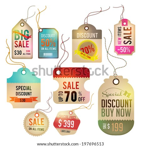 Modern glossy brown business retail and sale marketing promotion infographic badge tag and labels for quality branding design with sample text, create by vector